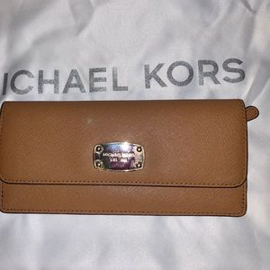 Michael Kors Camel color Wallet
